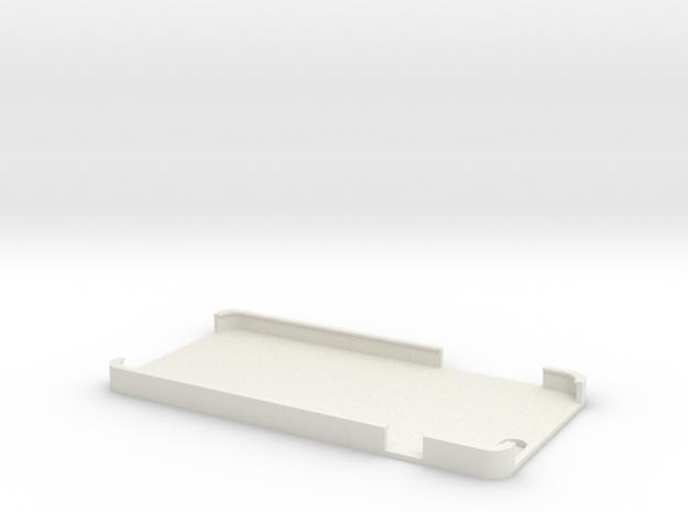 Iphone 6 plus TS-01 CASE in White Natural Versatile Plastic