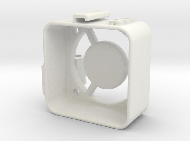 YZ2CA/DTM - Motor Fan Cooler 25 in White Natural Versatile Plastic
