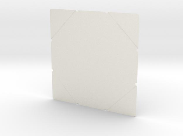 SKITTLES SHELL LID 3.0 in White Processed Versatile Plastic
