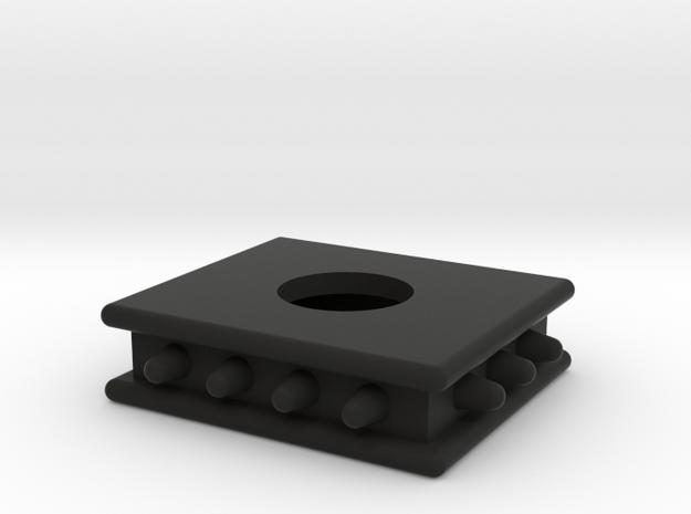 dkbelt in Black Natural Versatile Plastic