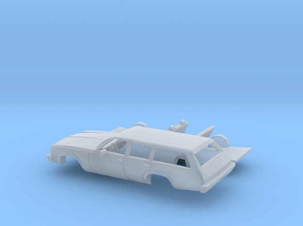 1/160 1974 Chevrolet Chevelle Station Wagon Kit