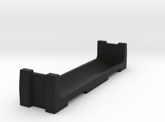 SwedishVaper SnapSled 18650 in Black Natural Versatile Plastic