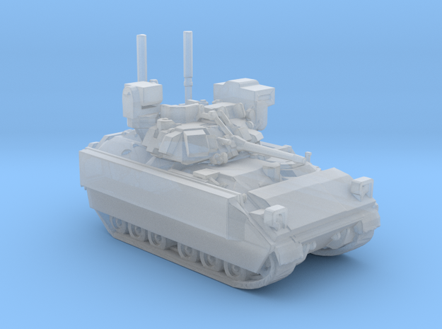 Bradley v1 1:144 scale in Smooth Fine Detail Plastic
