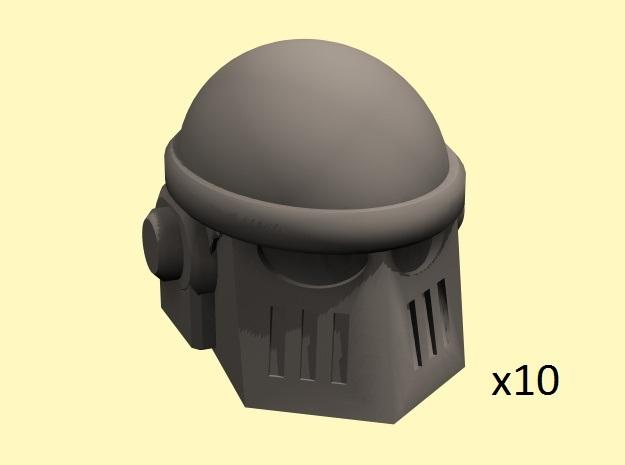 28mm Astrowarrior M2 helmets