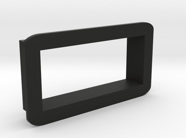 "SwedishVaper VM bezel 0.28"" in Black Natural Versatile Plastic"