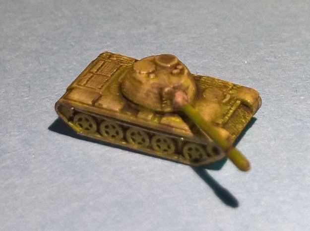 T-55 Tank 1:600 x12 in Frosted Extreme Detail