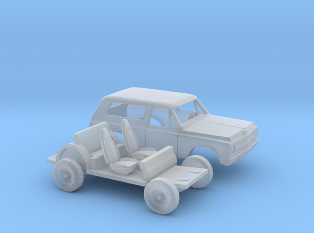 1/160 1967-70 Chevy Blazer Kit