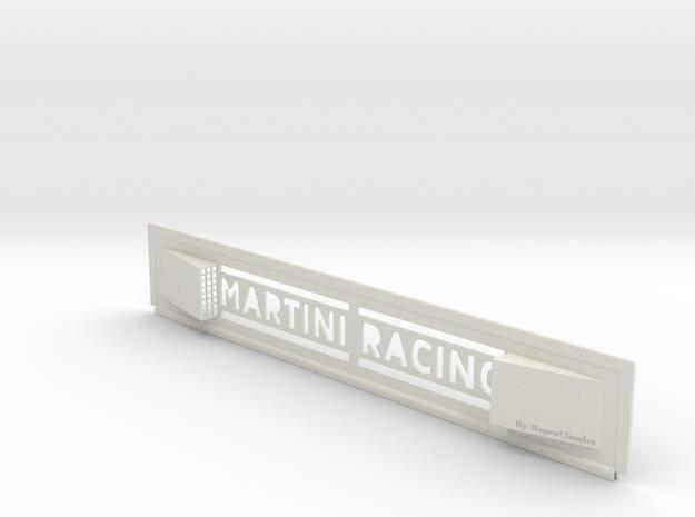 "Lancia Delta I ""Martini Racing"" window Shield 2"