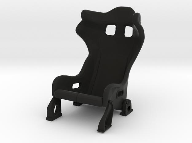 Race Seat F488-GT3-Type - 1/10 in Black Natural Versatile Plastic