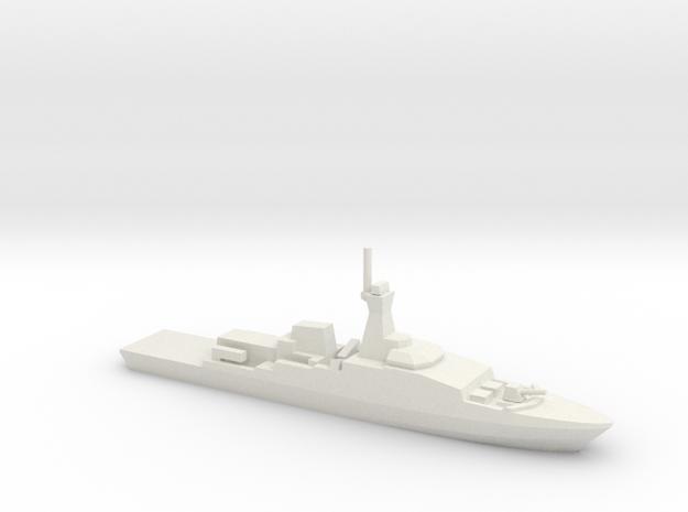 Khareef-class corvette, 1/1250
