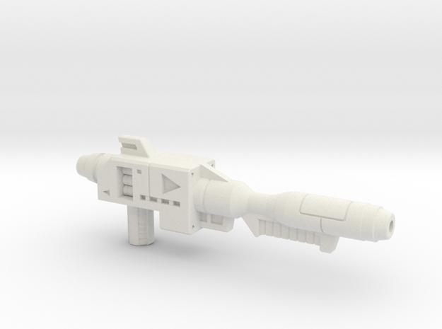 Lambo Blaster in White Strong & Flexible