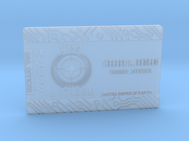 Starcitizen_Card_Johnson_Normal_V10 Final in Frosted Ultra Detail