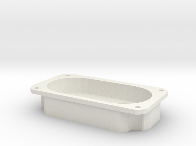 Exquisite Trug-Densor in White Strong & Flexible