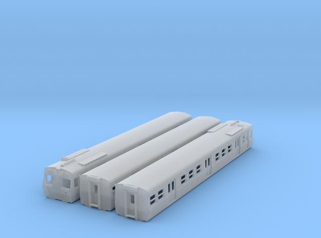 NHS1 - VR Hitachi 3 Car Set - N Scale