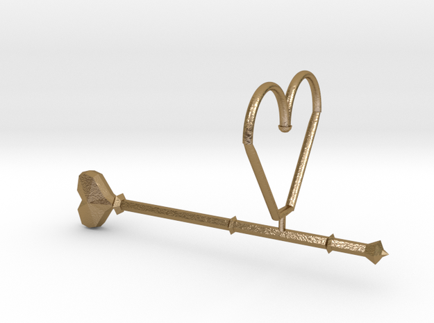 Heart Wand Keychain/necklace Attachment