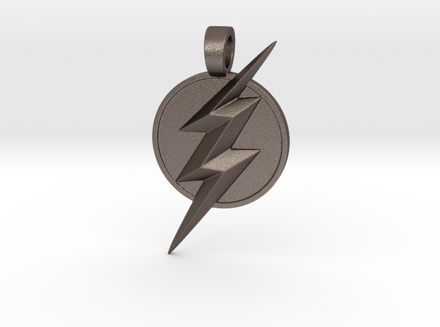 Flash pendant in Stainless Steel