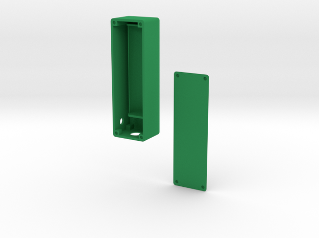 20700 MOD in Green Strong & Flexible Polished