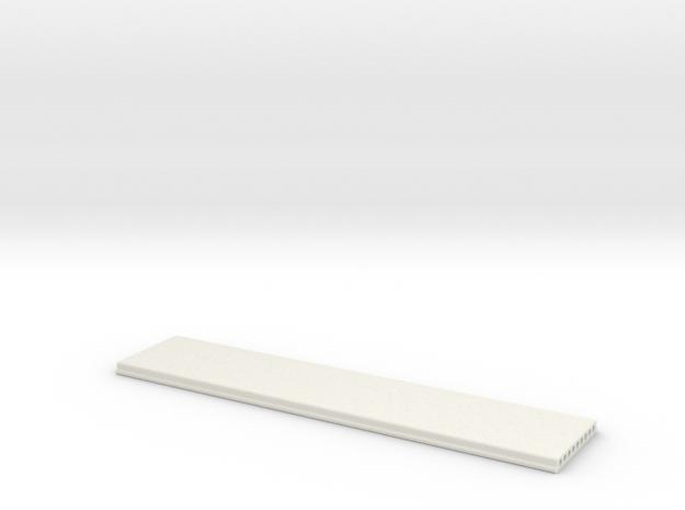 L 31 50 Deckenplatte in White Natural Versatile Plastic