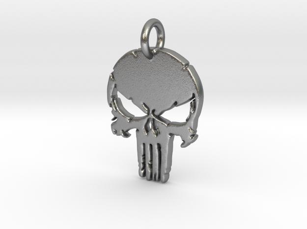 Punisher logo Pendant