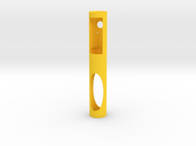 SwedishVaper SquonkER Tube in Yellow Processed Versatile Plastic