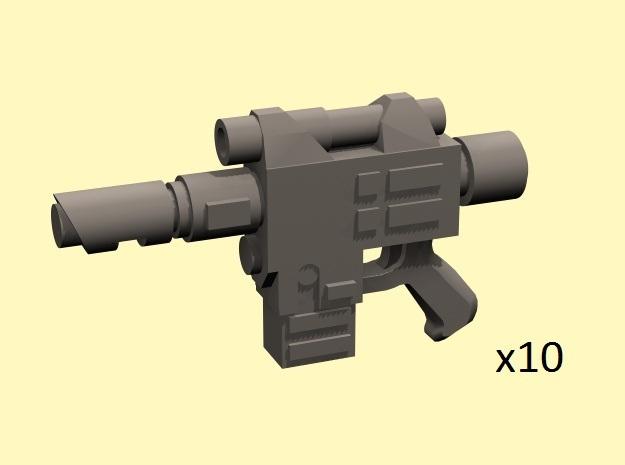 28mm hot shot pistols