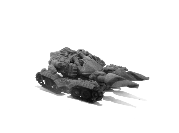 "01-GDT ""Crusader"" 3d printed (Painted) 01-GDT Crusader: Tank Mode"