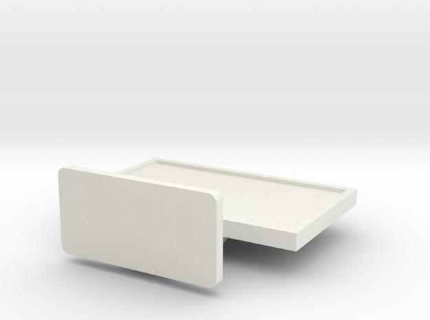 PC Desktop in White Strong & Flexible: 1:14