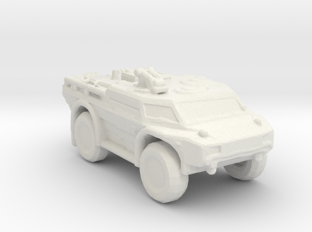 ASV 1:220 scale in White Natural Versatile Plastic