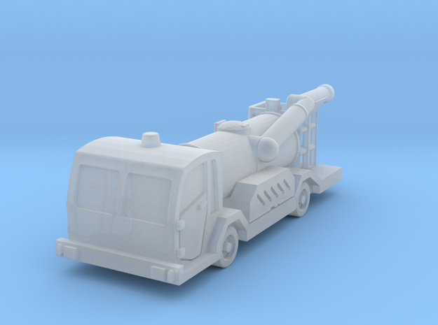 1/400 Lavatory Truck ver2 in Frosted Extreme Detail