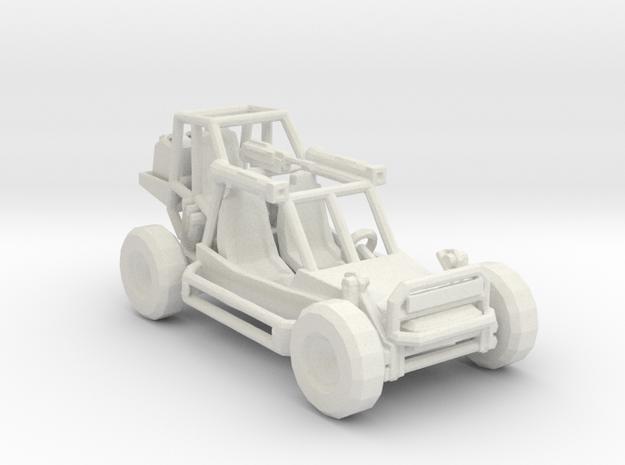 Light Strike Vehicle v2 1:160 scale in White Natural Versatile Plastic