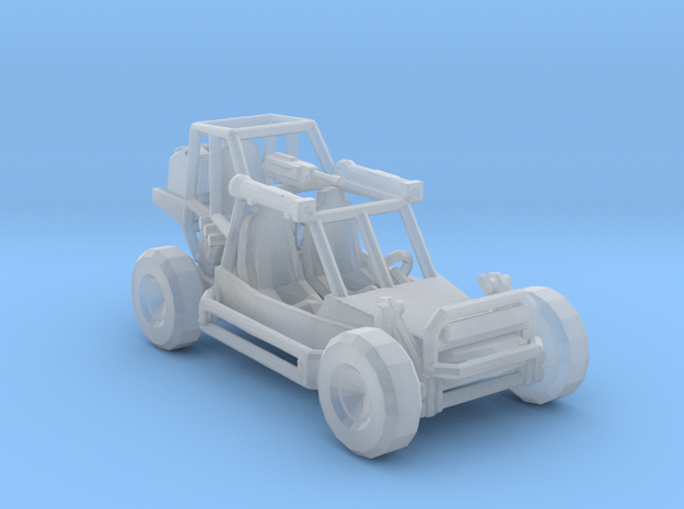 Light Strike Vehicle v2 1:160 scale in Smooth Fine Detail Plastic