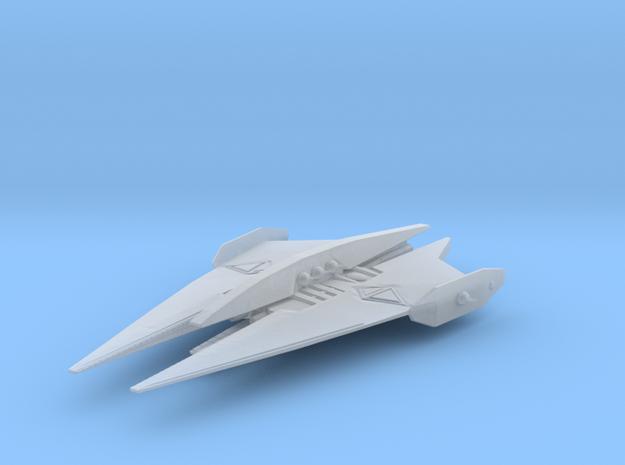 NR Bin'Tak Dreadnought Full Thrust scale in Frosted Ultra Detail