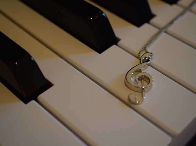 Treble Pendant