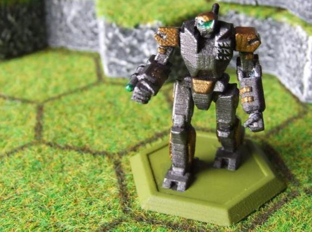 Mecha- Odyssey- Hektor (1/285th) in White Strong & Flexible