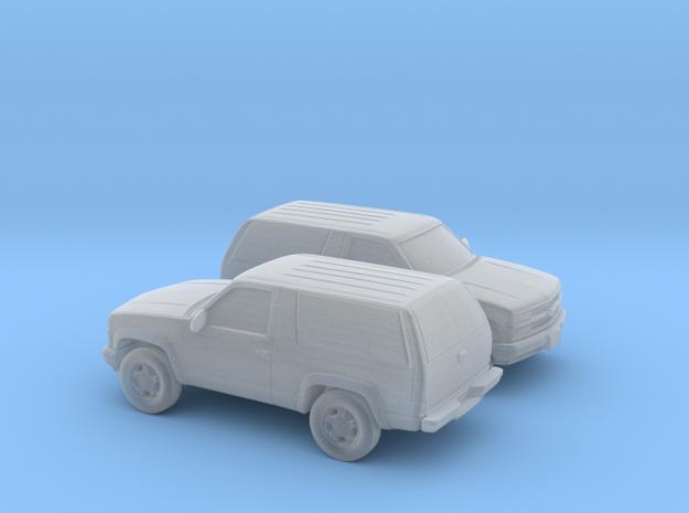 1/160 2X 1992-95  Chevrolet Blazer