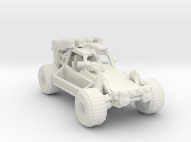 Advance Light Strike Vehicle v3 1:220 scale in White Strong & Flexible