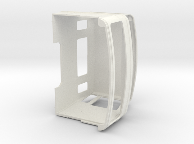 FTF cabine compleet in White Strong & Flexible