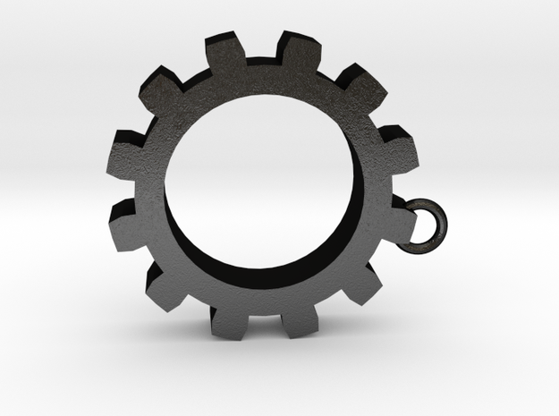 Cog Key Chain