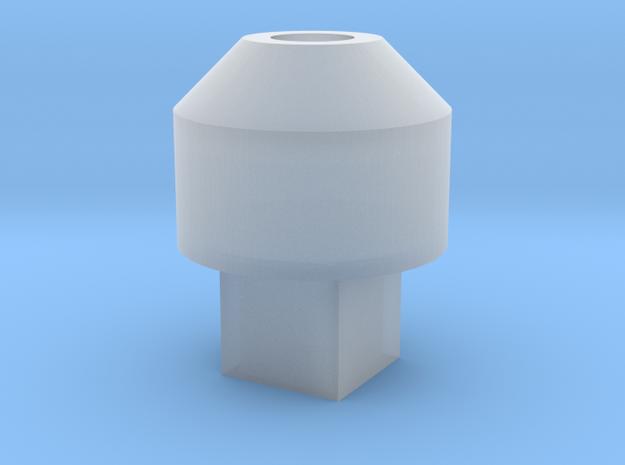Dachlüfter 5 modern 1:120 in Smooth Fine Detail Plastic