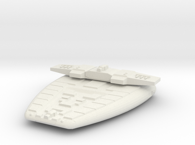 3788 Scale Maesron Light Cruiser (CL) MGL in White Natural Versatile Plastic