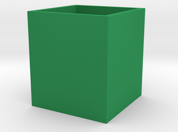 small pot in Green Processed Versatile Plastic