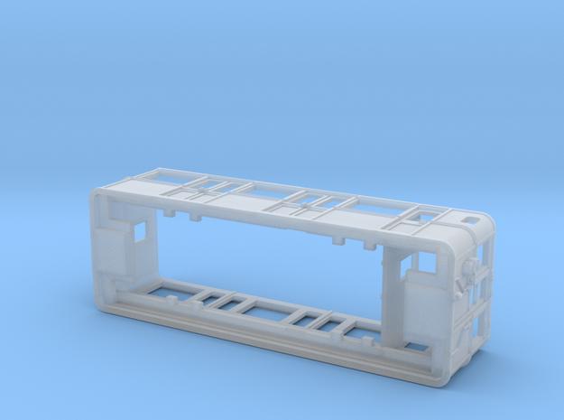 Metro Sprague Caisse Motrice pour B-Train Shorty in Smoothest Fine Detail Plastic