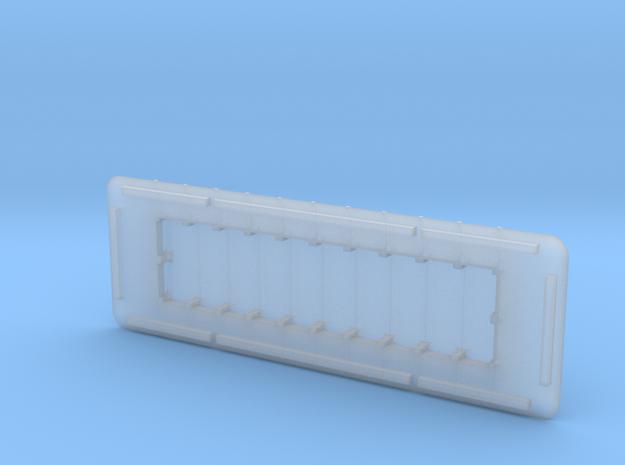 Metro Sprague toit remorque pour B-Train Shorty in Smoothest Fine Detail Plastic