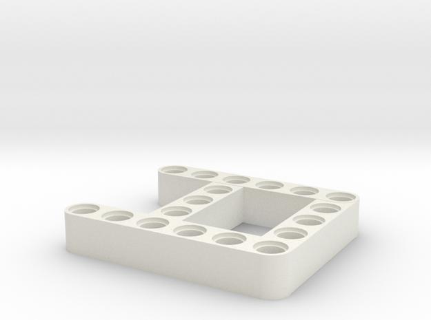 I2 Beam in White Strong & Flexible