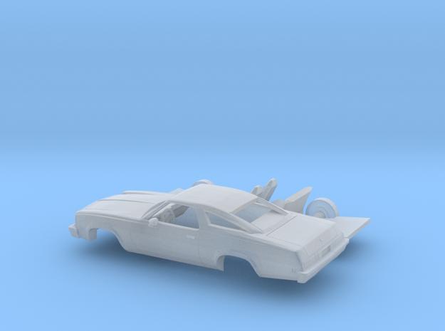 1/87 1975 Chevrolet Chevelle Coupe Kit