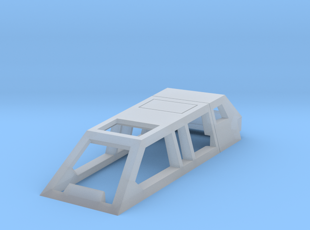 SNOWY GLIDER BANDAY M008 CANOPY