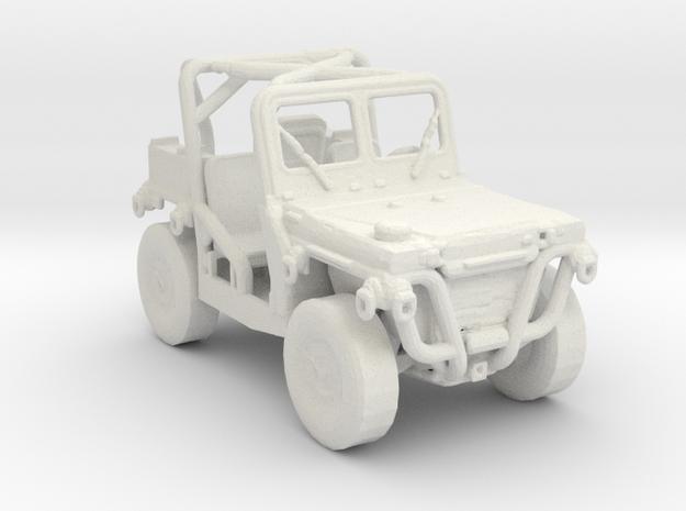 M1162 ammo mover 1:160 scale in White Natural Versatile Plastic