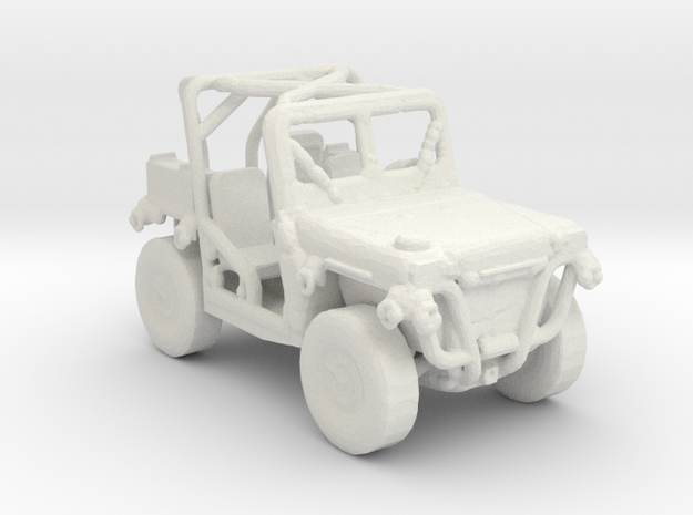 M1162 ammo mover 1:285 scale in White Natural Versatile Plastic