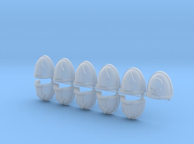Basic Squad Mk7/8 Shoulder Pads