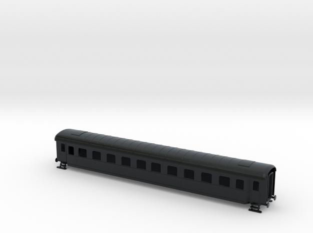 FS Bz33000 (tipo 1946 III classe riclassificata) in Black Hi-Def Acrylate
